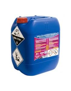 Garrafa de 20 litros de hipoclorito de sodio COVID-19