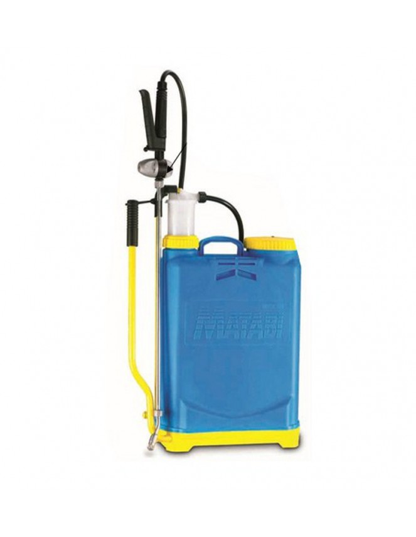 Pulverizador de espalda COVID-19 de 12 litros