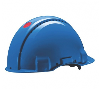 Casco Peltor G200 azul