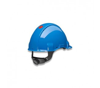 Casco Peltor G3000 azul con ruleta