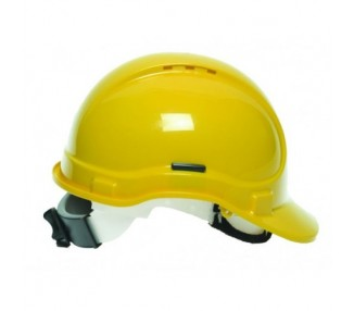 Casco Stilo 300 ventilado amarillo