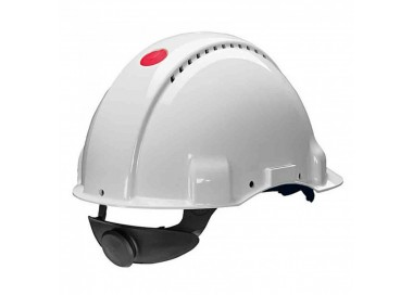 Casco Peltor G3000 Blanco con ruleta