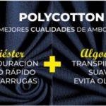 ¿Polyester o Algodón?¿Y si fusionamos los dos?
