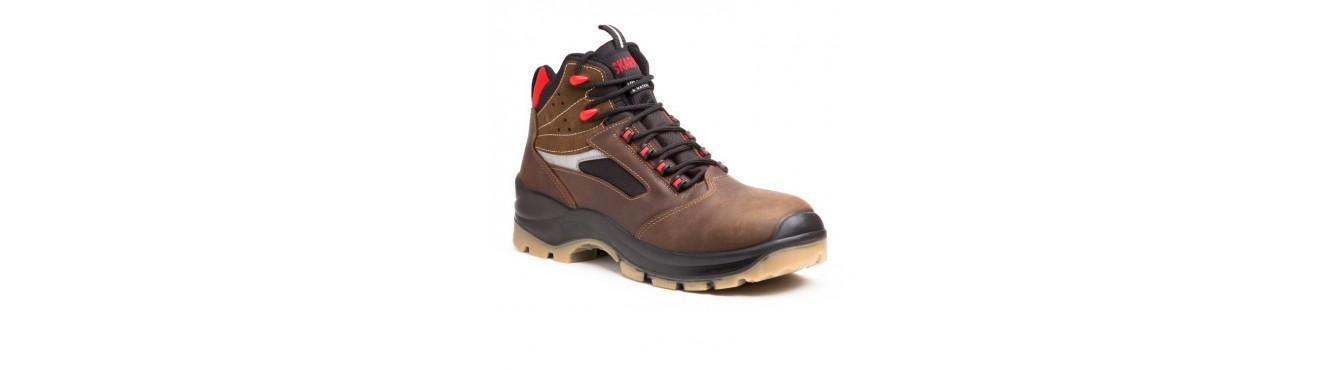 ▷ Calzado de seguridad ligero, cómodo, plantilla ergonómica, gran comfort.