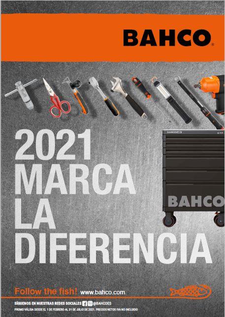 Catálogo Bahco 2021