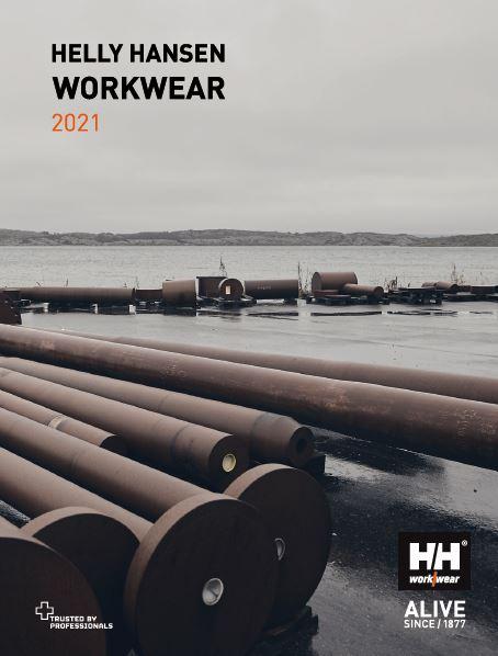 Catalogo Helly Hansen Workwear 2021